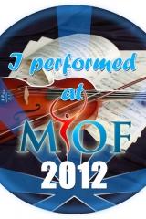 2012 Festival Badge