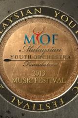 2013 Festival Badge